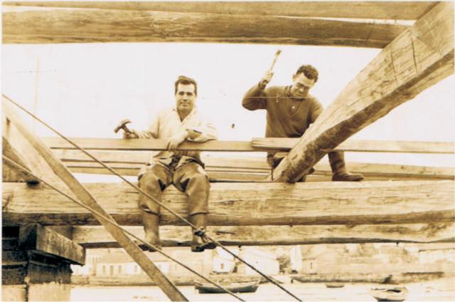 El mejill n de galicia historia - Carpinteros en santiago de compostela ...